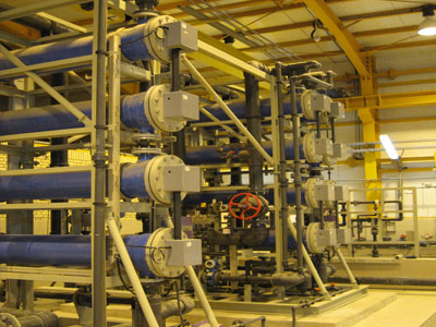Electrochlorination Plant for South Pars Phase 15 & 16 Projects