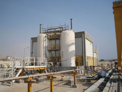 Electrochlorination Plant for South Pars Phase 19 Project